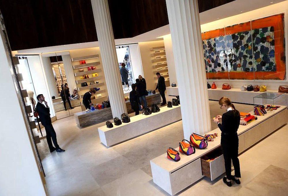 tienda de lujo - Marcas de lujo empiezan a mirar con interés el mercado argentino