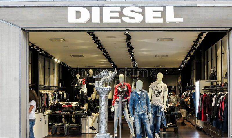 tienda diesel denver 42271085 - Bolivia: La firma italiana Diesel abrirá primera tienda en La Paz