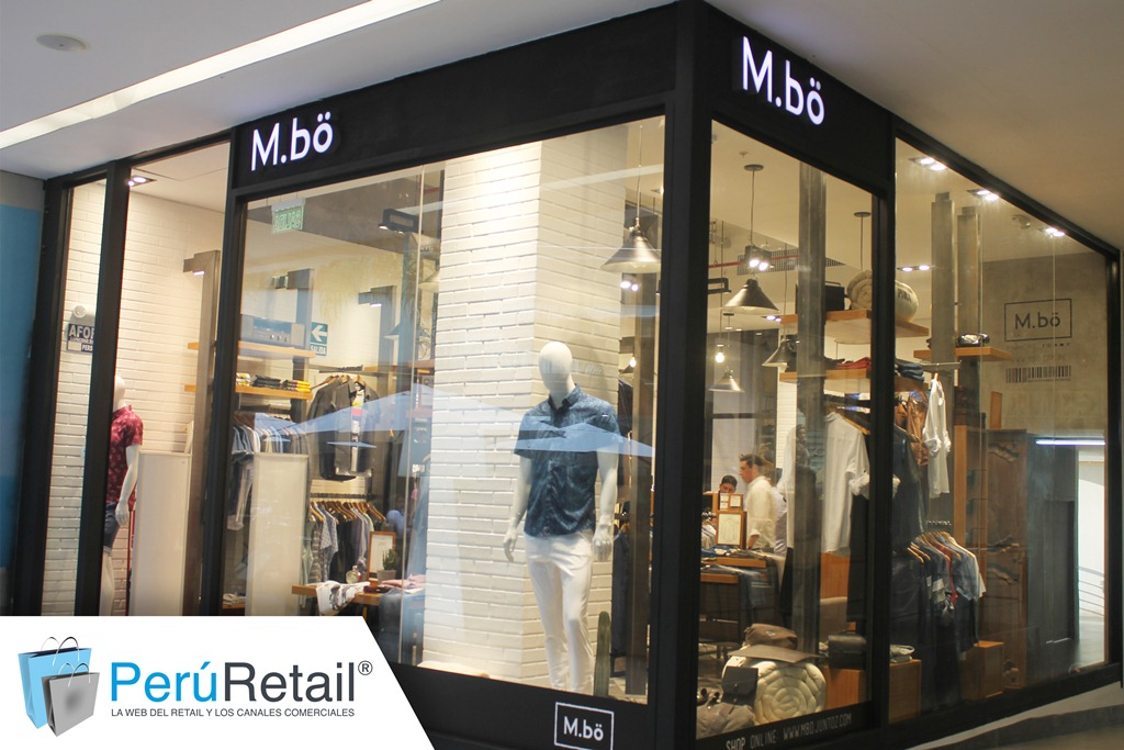 tienda mbo 1 - M.bö inaugura 'Concept Store' en Larcomar
