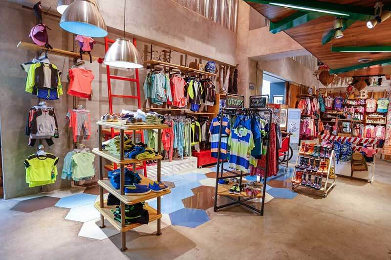 tienda offcorss - Retail: La planificación asegura el éxito en una colección