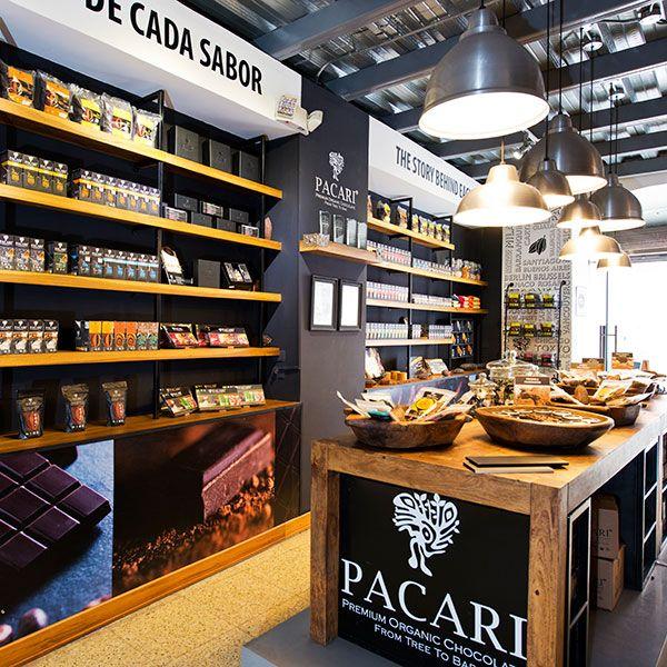 tienda pacari - Empresa chocolatera Pacari abre las puertas de su primera tienda en Ecuador
