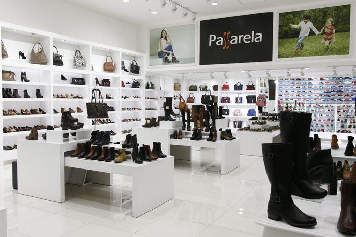 tienda passarela interior - Passarela renueva 40 tiendas con nuevo nombre Footloose