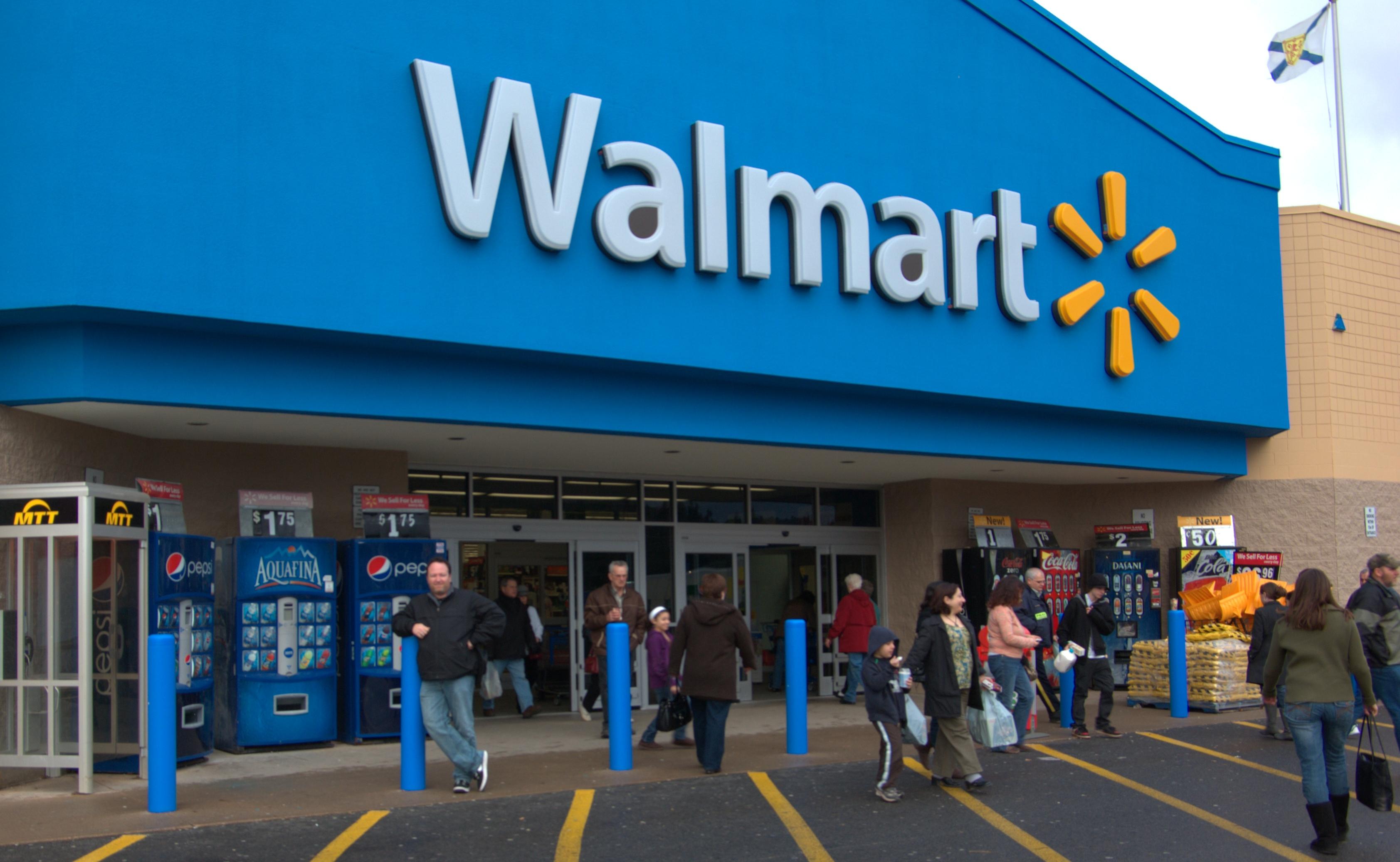 """tienda walmart - Walmart abrirá los primeros """"supermercados oscuros"""" en Sudamérica"""