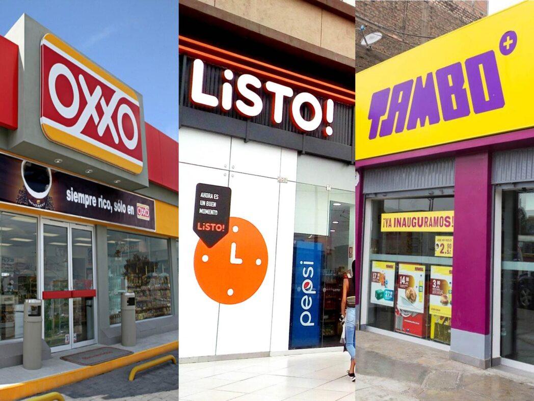 tiendas de conveniencia - Perú Retail