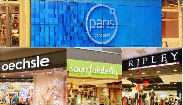 tiendas departamentales - Tiendas departamentales en Perú mueven más de US$1.800 millones con 96 locales