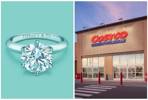 tiffany costco MILIMA2 - Tiffany & Co. gana juicio a Costco por escándalo de anillos falsos