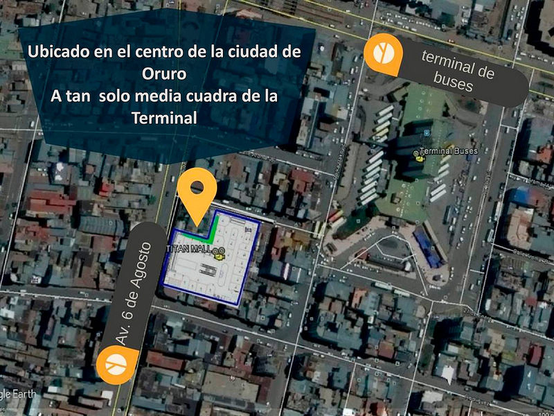 titan mall 2 - Bolivia tendría un nuevo centro comercial el 2019