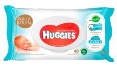 toallitas puro y natural huggies 240x140 - Anuncian retiro de toallitas húmedas para bebés por contener bacterias