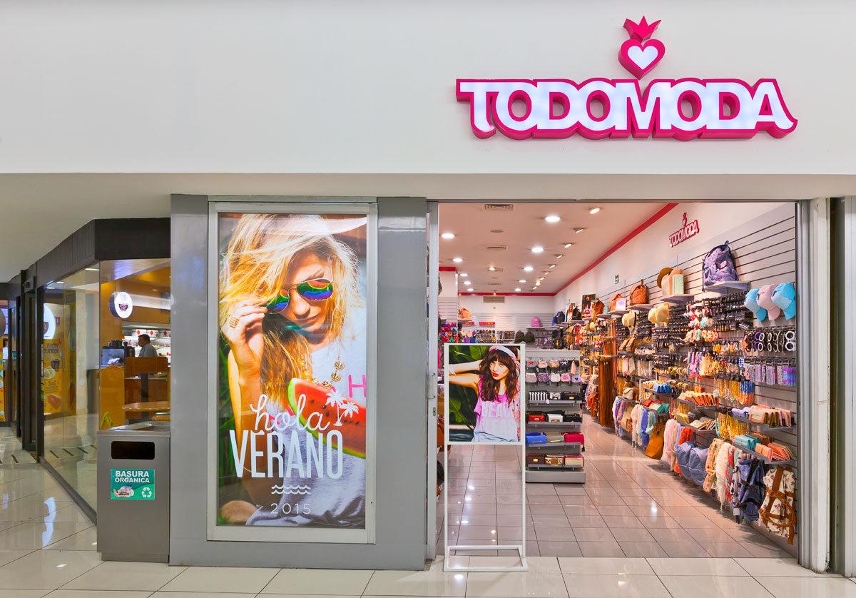 todomoda - Blue Star Group abre su tienda número 800 en Chile