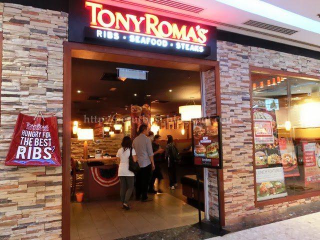 tony romas 35 - Tony Roma´s abrirá tres restaurantes en Bolivia