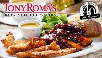 tony romas e141 - Tony Roma´s abrirá tres restaurantes en Bolivia