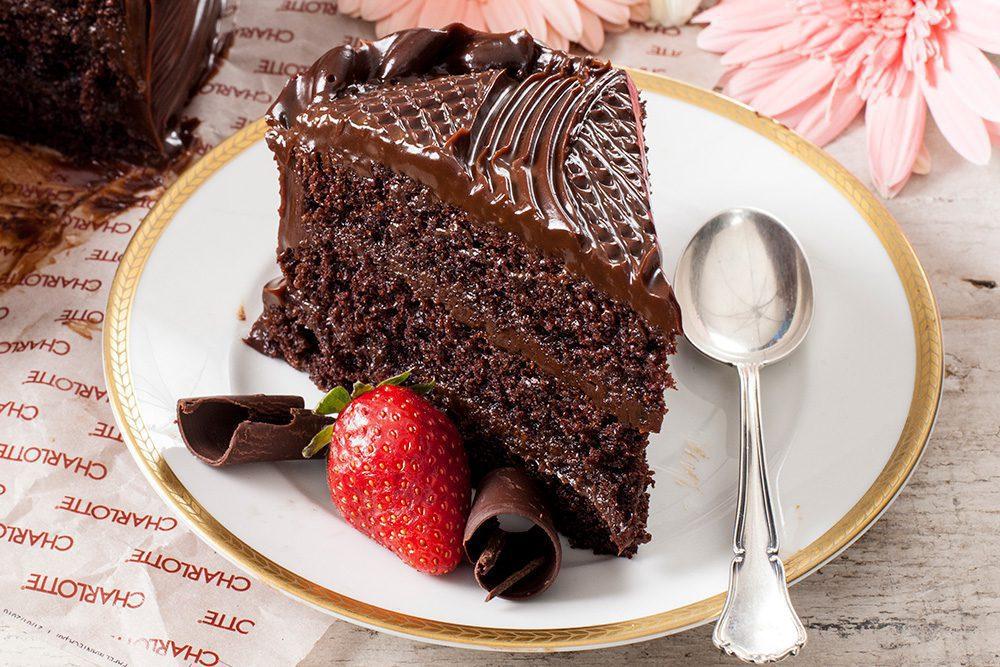 torta de charlotte - Cadena de cafeterías Charlotte apuesta por su expansión en provincias