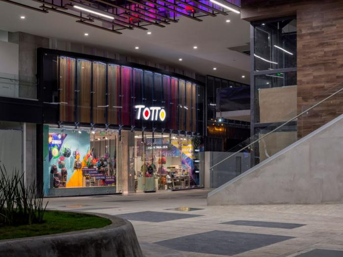 totto costa rica - Totto abrió su segundo flagship store a nivel global en Costa Rica