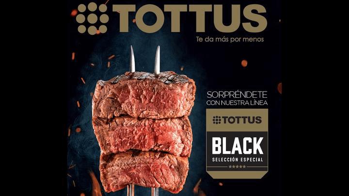 tottus black - Tottus Black, nueva estrategia para promocionar su sección de carnes
