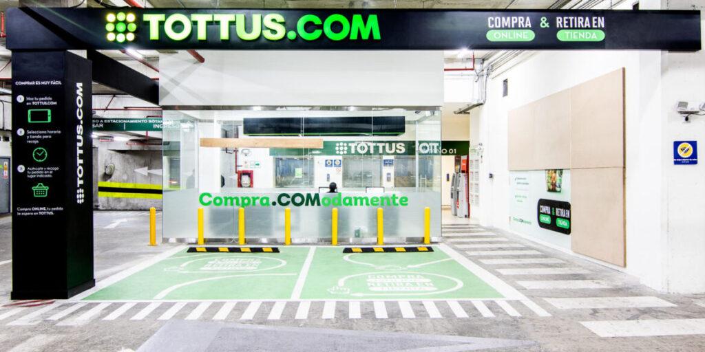 tottus click collect 1024x512 - Los negocios que se expanden por verano en las playas del sur de Lima