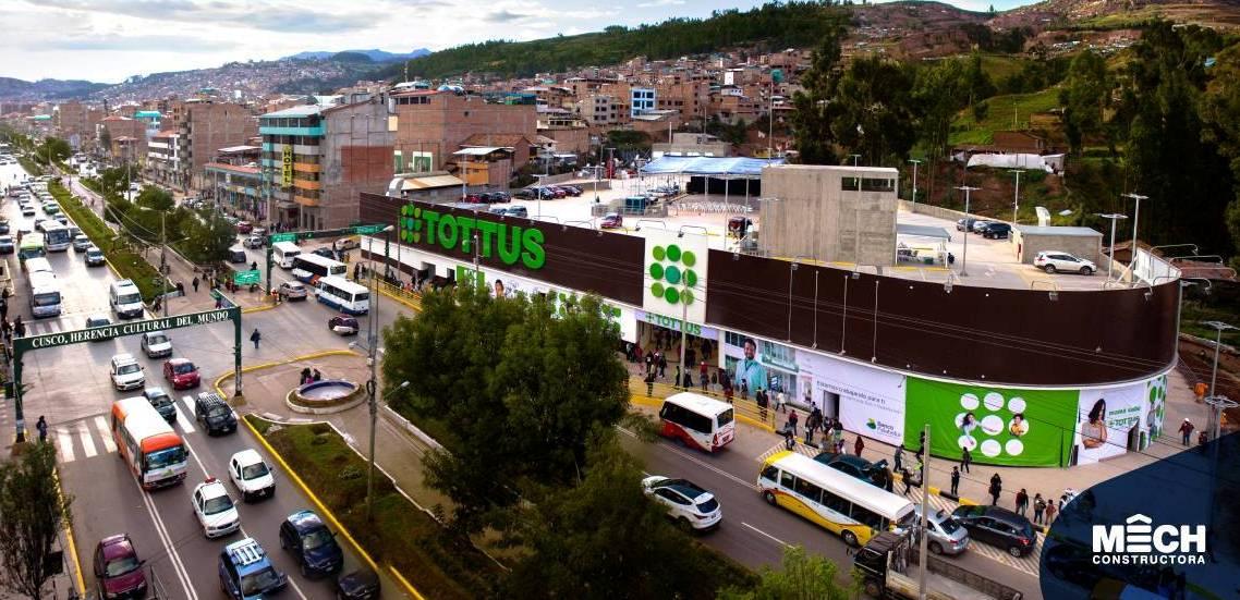 tottus cusco - Perú: Conozca los nuevos proyectos de hoteles y comercios que tendrá Cusco