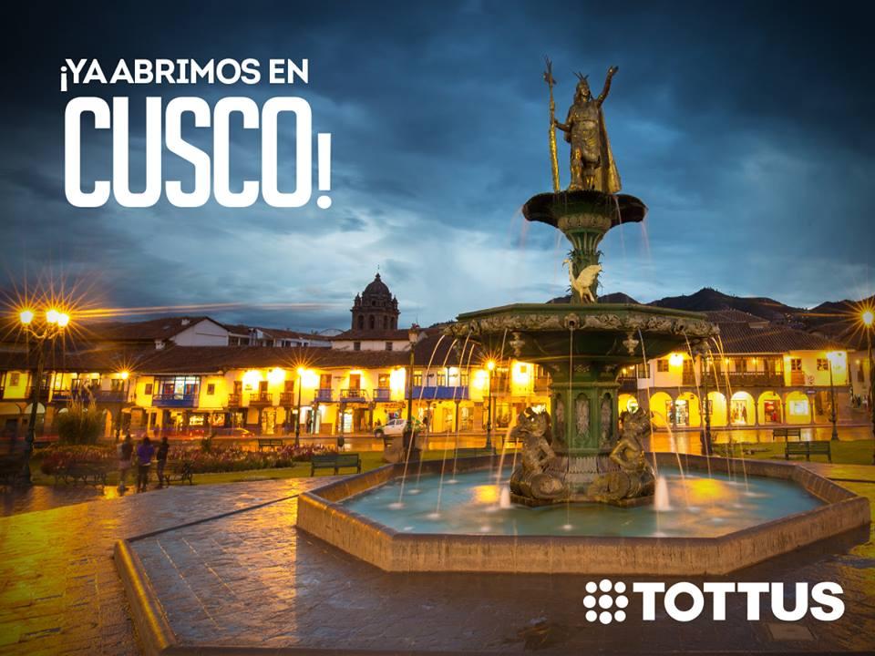 tottus cusco11 - Tottus abrió nuevo supermercado en el Cusco