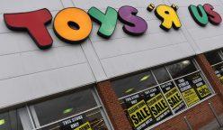 toys r 248x144 - El fin de las tiendas Toys 'R' Us llega al Reino Unido