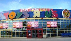 """toys r us closing 240x140 - Toys """"R"""" Us se enfrenta a una posible declaración de quiebra"""