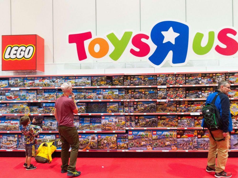 toys - Caída total: Toys 'R' Us cierra todas sus tiendas en Estados Unidos