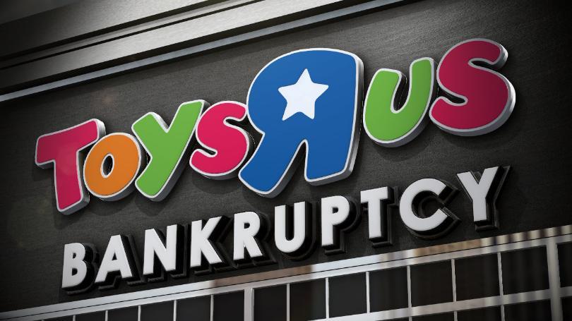 toysrbankrupt - La influencia del capital de riesgo en el cierre de las grandes tiendas