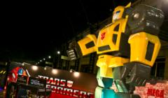 transformers 3 240x140 - Transformers Animatronics los espera en Plaza Norte
