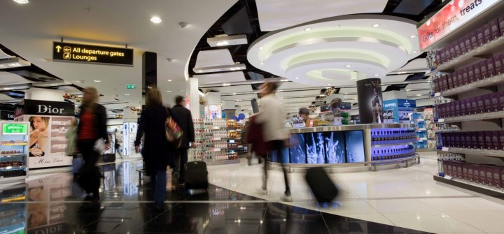 travel retail airport