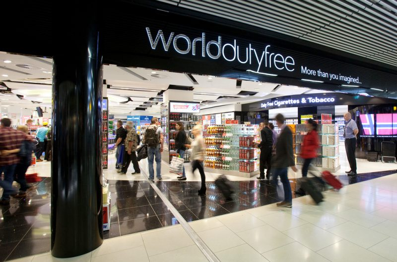 travel retail duty free