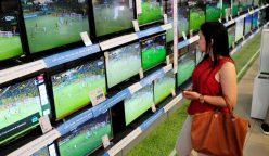 tv 248x144 - Perú: Importaciones de televisores registran cifra récord por Mundial