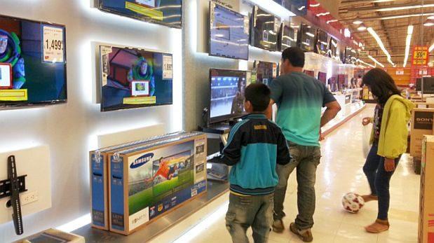 tv mundial retail - EFE proyecta vender 70 mil televisores por el mundial de fútbol