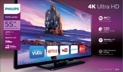 tv philips 240x140 - Perú: Televisores Philips vuelve luego de doce años al mercado