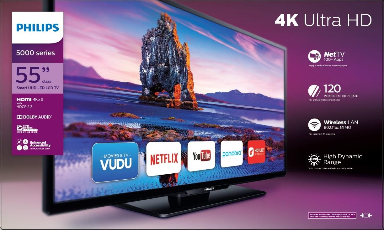 tv philips - Perú: Televisores Philips vuelve luego de doce años al mercado