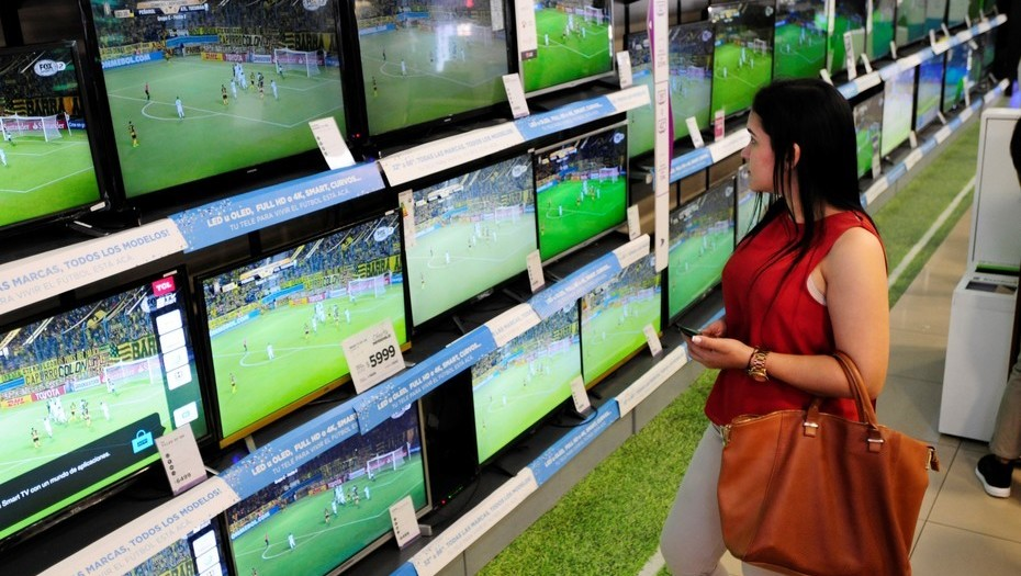 tv - Perú: Importaciones de televisores registran cifra récord por Mundial