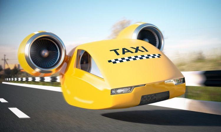 uber taxi volador - Uber planea sacar su flota de vehículos voladores para el 2020