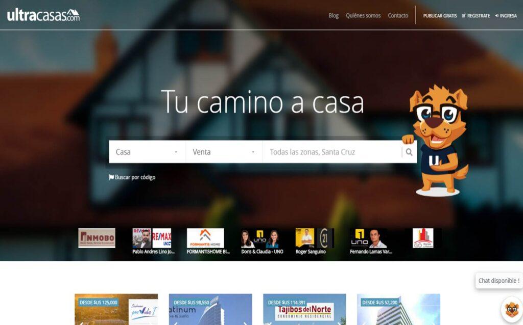 ultracasas 1 perú retail 1024x638 - Bolivia: Peluquería y belleza se incluirán en la aplicación MrJeff