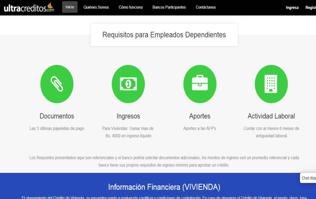 ultracreditos 2 Perú retail 1024x645 - Bolivia: Ultracasas, la startup que sueña con convertirse en una compañía 'unicornio'