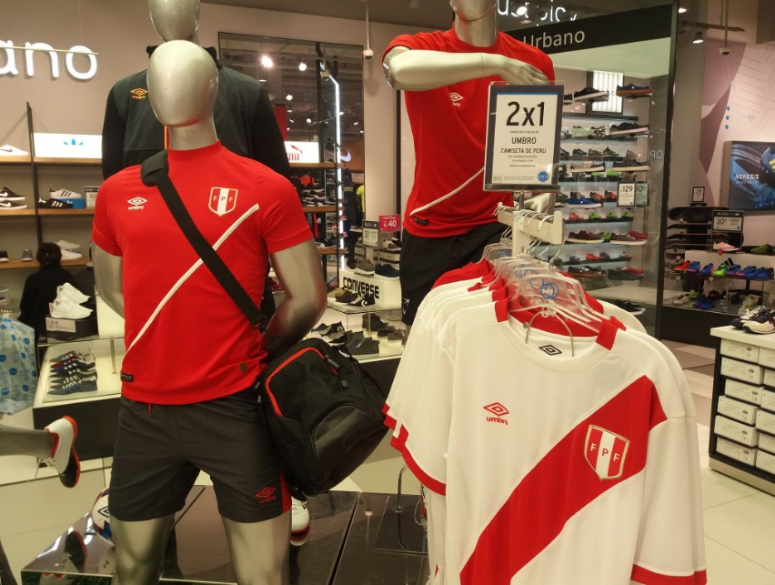 umbro camiseta peru Carlos Lara Porras @carloslara710 - Marathon vestirá a la selección peruana hasta el 2022