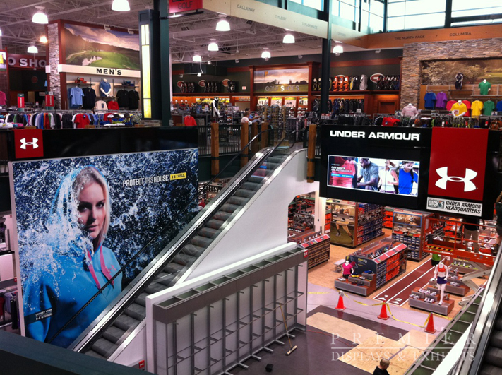 under 307 peru retail - Under Armour y Asics abrirán tiendas propias en Argentina