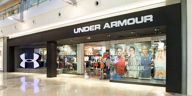 under armour mexico1 - Under Armour cae en bolsa y pone en riesgo su negocio en Estados Unidos