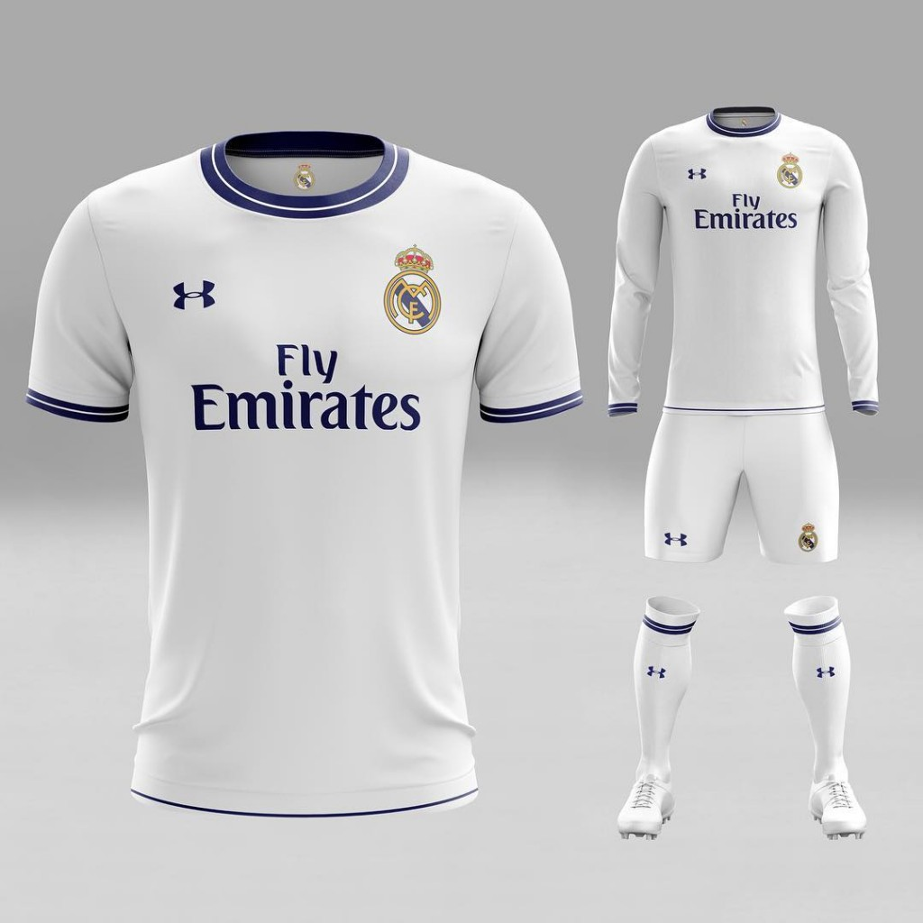 under armour real madrid 2