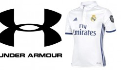 under armour real madrid