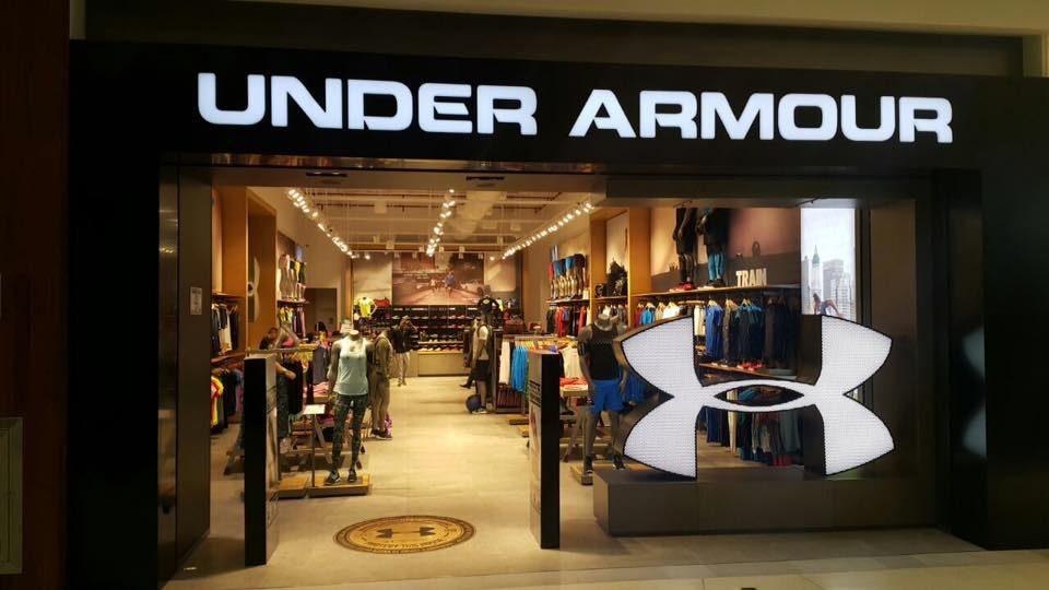 """under armour tienda - Ecuador: Under Armour llega al país con campaña """"Will Finds a Way"""""""