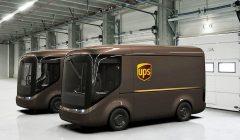 ups arrival camion electrico head 11 240x140 - UPS apuesta por tecnología avanzada y muestra cifras positivas