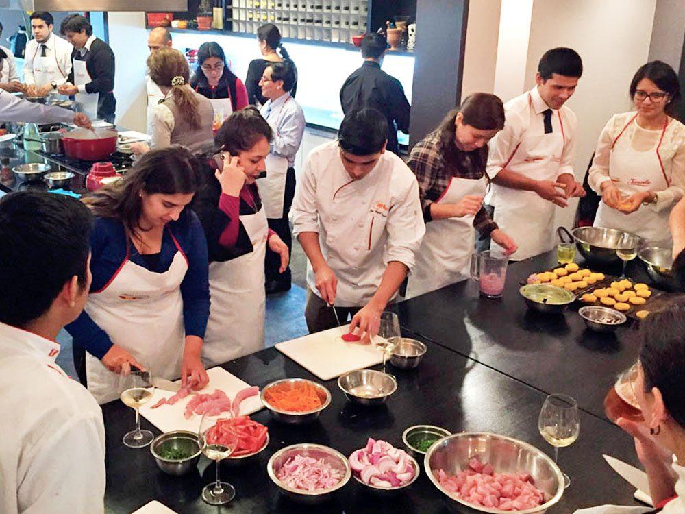 urban kitchen - Perú: Nuevo local de cocina participativa llega al Jockey Plaza