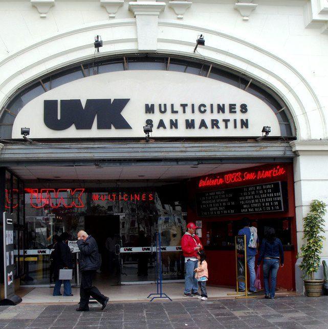 uvk san martin - Cadena de cines UVK sumaría tres complejos por año en malls del Perú