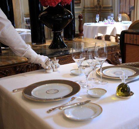 La correcta elecci n de vajillas como estrategia para un for Vajilla para restaurante