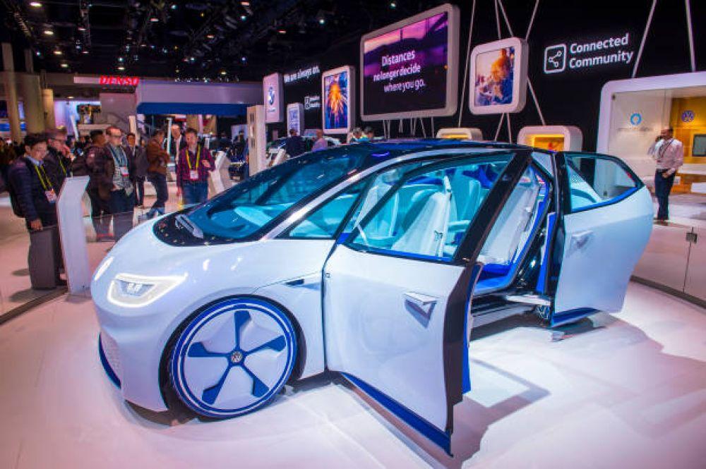 vehiculo - CES 2018: Descubre las grandes novedades tecnológicas que traerá