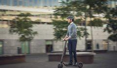vehículos eléctricos scooters ninebot
