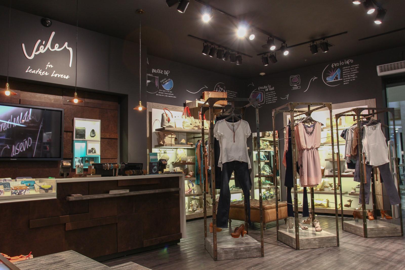 velez col 2 - Cueros Vélez abriría más tiendas para aumentar sus ventas este 2017