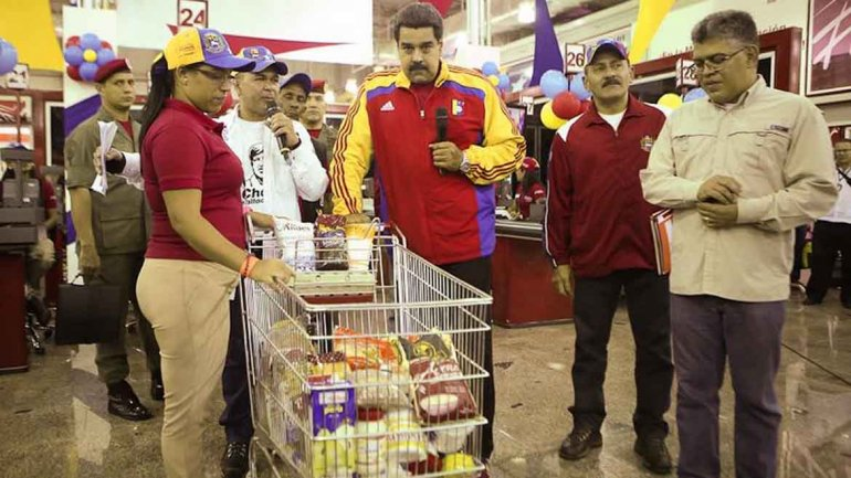 venezuela supermercado
